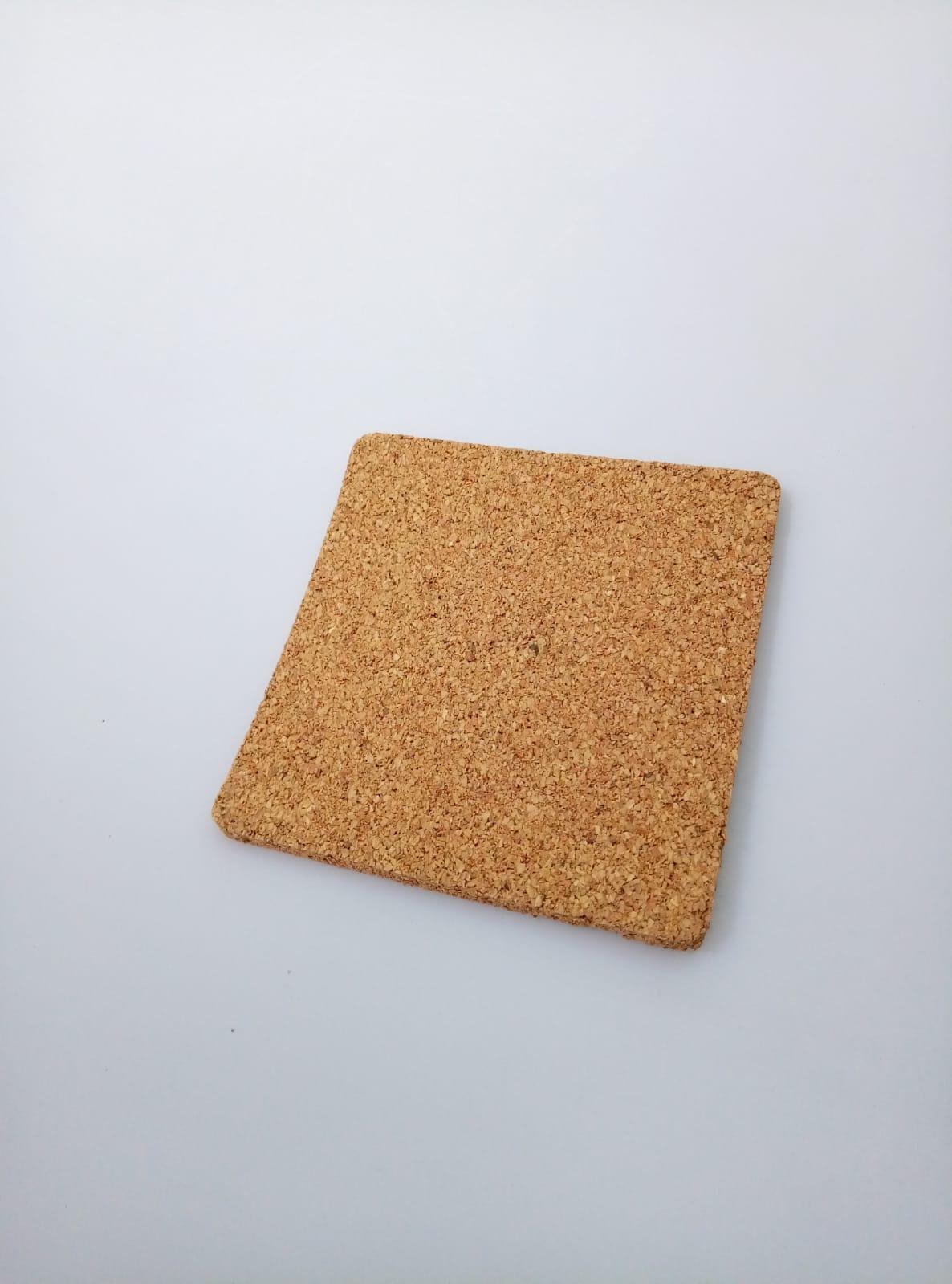 cork square trivet